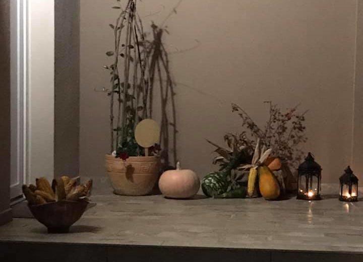Elkészült az őszi dekoráció!❤️