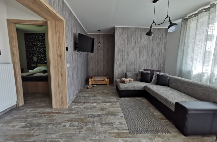 Mandula Cottage — Kutyás ház 4 fő + 2gyerek + kutya
