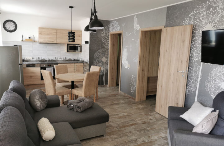 Gesztenye Cottage — 4 fő